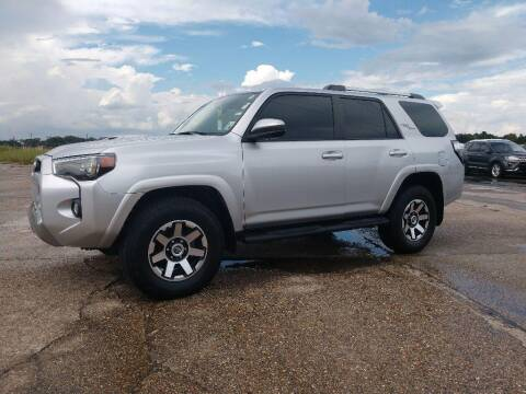 2017 Toyota 4Runner for sale at Courtesy Value Pre-Owned I-49 in Lafayette LA