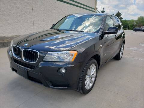 2013 BMW X3 for sale at Auto Choice in Belton MO