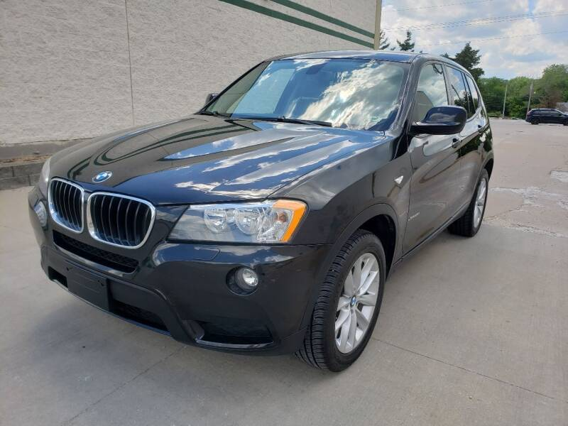 2013 BMW X3 for sale in Belton, MO