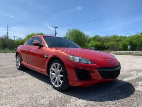2010 Mazda RX-8 for sale at 210 Auto Center in San Antonio TX