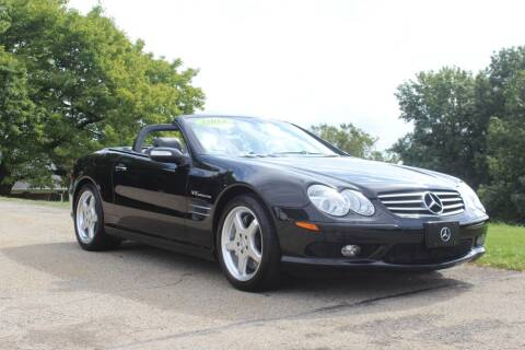 2004 Mercedes-Benz SL-Class for sale at Harrison Auto Sales in Irwin PA