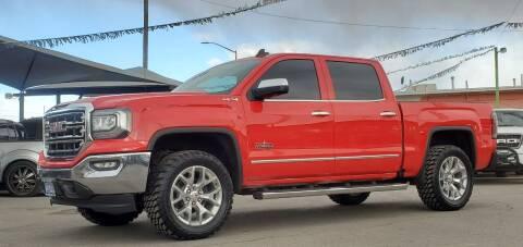 2018 GMC Sierra 1500 for sale at Elite Motors in El Paso TX