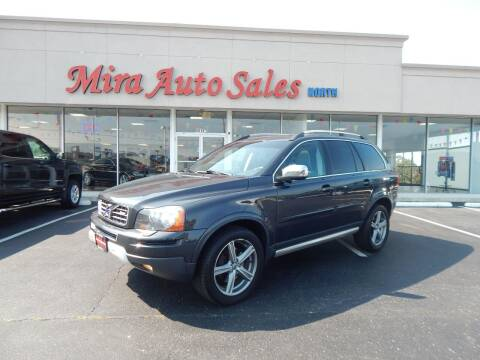 2011 Volvo XC90 for sale at Mira Auto Sales in Dayton OH