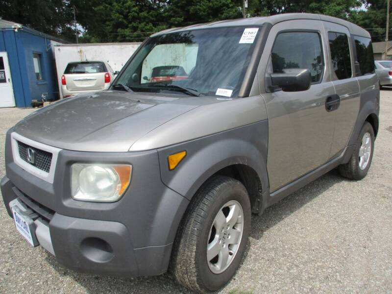 2003 Honda Element for sale at Dons Carz in Topeka KS