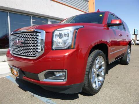 2015 GMC Yukon for sale at Torgerson Auto Center in Bismarck ND