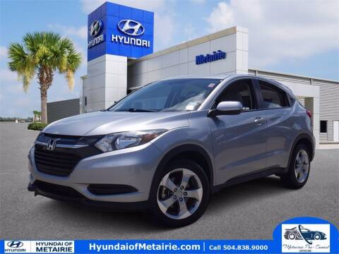 2017 Honda HR-V for sale at Metairie Preowned Superstore in Metairie LA