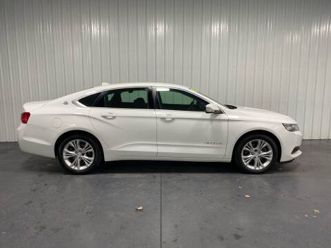 2014 Chevrolet Impala for sale at ZoomAutoCredit.com in Elba NY