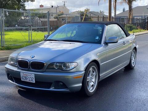 2006 BMW 3 Series for sale at ZaZa Motors in San Leandro CA