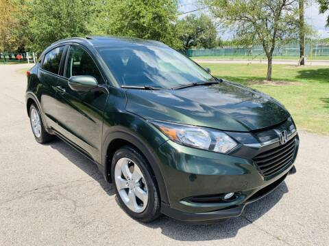 2016 Honda HR-V for sale at Prestige Motor Cars in Houston TX