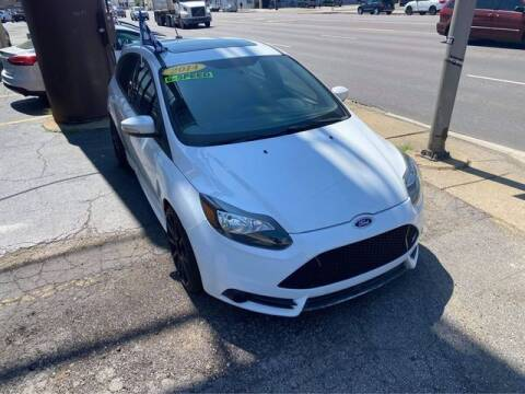 2014 Ford Focus for sale at JBA Auto Sales Inc in Stone Park IL