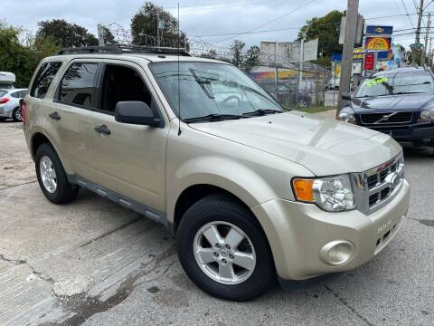 2012 Ford Escape for sale at Quality Motors of Germantown in Philadelphia PA