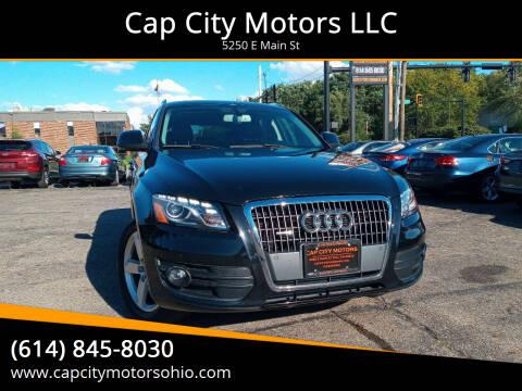 2012 Audi Q5 for sale at Cap City Motors LLC in Columbus OH