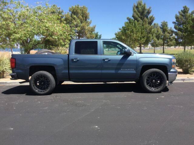 2014 Chevrolet Silverado 1500 for sale at Del Sol Auto Sales in Las Vegas NV