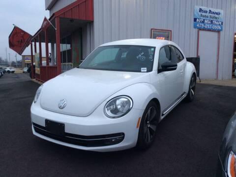 2012 Volkswagen Beetle for sale at Road Runner Autoplex in Russellville AR