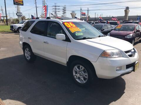 2006 Acura MDX for sale at Texas 1 Auto Finance in Kemah TX