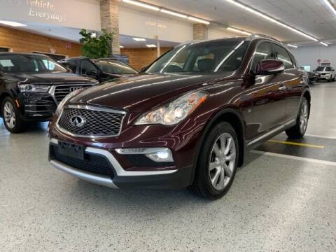 2017 Infiniti QX50 for sale at Dixie Imports in Fairfield OH