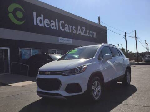 2017 Chevrolet Trax for sale at Ideal Cars East Mesa in Mesa AZ