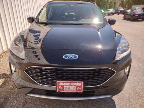 2020 Ford Escape for sale at CU Carfinders in Norcross GA