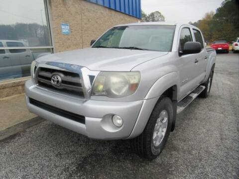 2010 Toyota Tacoma for sale at Southern Auto Solutions - 1st Choice Autos in Marietta GA