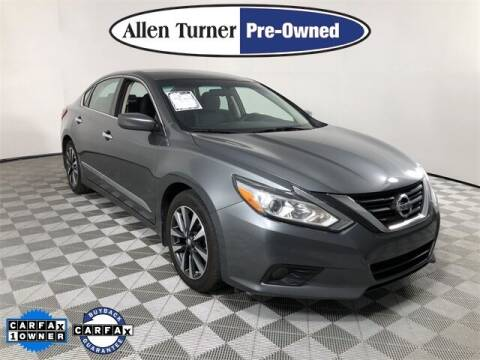2016 Nissan Altima for sale at Allen Turner Hyundai in Pensacola FL
