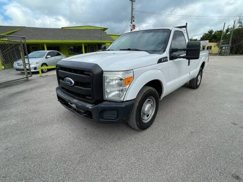 2016 Ford F-150 for sale at RODRIGUEZ MOTORS CO. in Houston TX