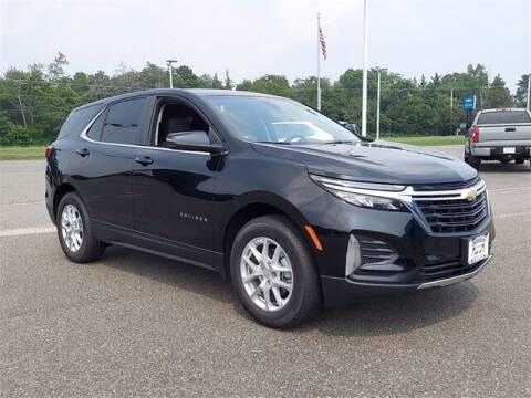2022 Chevrolet Equinox for sale at Gentilini Motors in Woodbine NJ