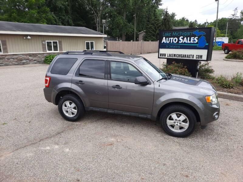 2009 Ford Escape for sale at Lake Michigan Auto Sales & Detailing in Allendale MI