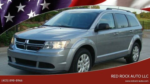 2016 Dodge Journey for sale at Red Rock Auto LLC in Oklahoma City OK