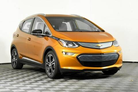 2017 Chevrolet Bolt EV for sale at Washington Auto Credit in Puyallup WA