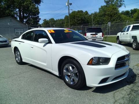 2014 Dodge Charger for sale at Import Plus Auto Sales in Norcross GA