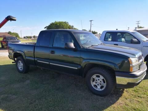 2004 Chevrolet Silverado 1500 for sale at Bretz Inc in Dighton KS