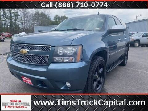 2010 Chevrolet Tahoe for sale at TTC AUTO OUTLET/TIM'S TRUCK CAPITAL & AUTO SALES INC ANNEX in Epsom NH