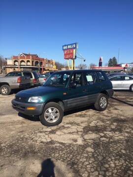 1996 Toyota RAV4 for sale at Big Bills in Milwaukee WI