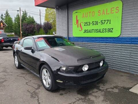 2011 Ford Mustang for sale at Vehicle Simple @ JRS Auto Sales in Parkland WA