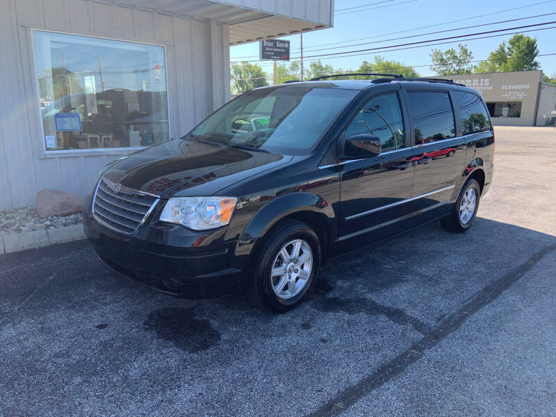 2010 Chrysler Town and Country for sale at Bruce Kunesh Auto Sales Inc in Defiance OH