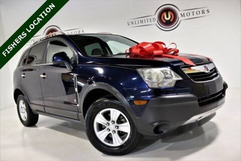 2008 Saturn Vue for sale at Unlimited Motors in Fishers IN