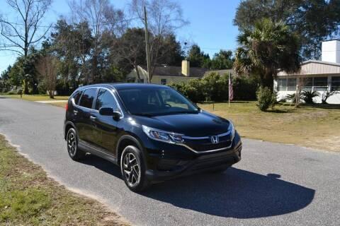 2016 Honda CR-V for sale at Car Bazaar in Pensacola FL