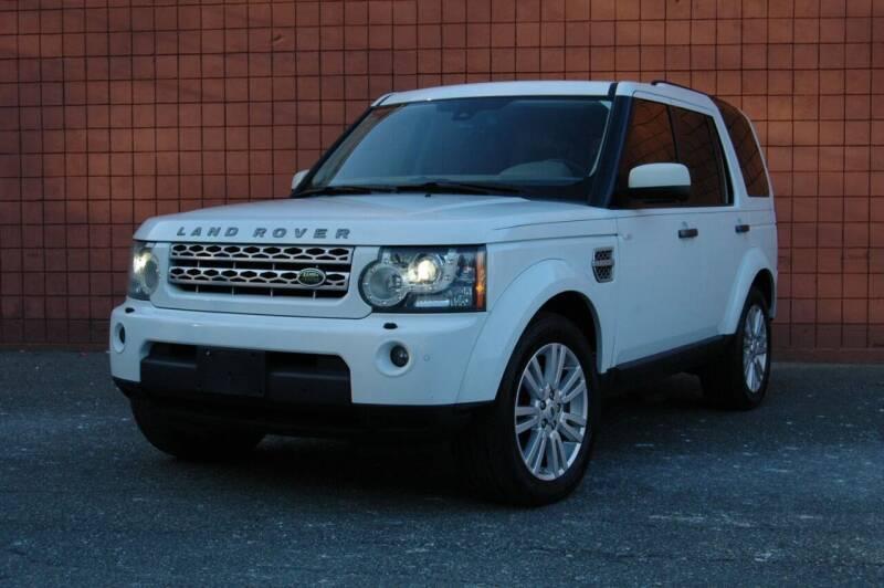 2011 Land Rover LR4 for sale at Salem Motorsports in Salem MA