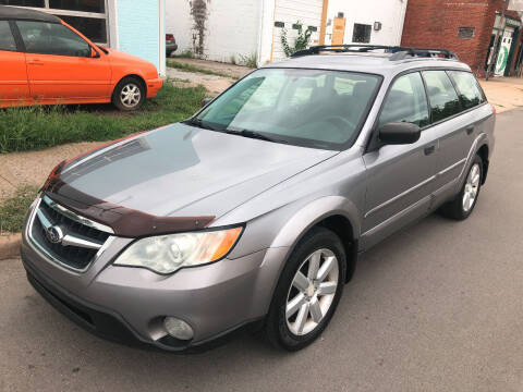 2008 Subaru Outback for sale at Finish Line Motors in Tulsa OK