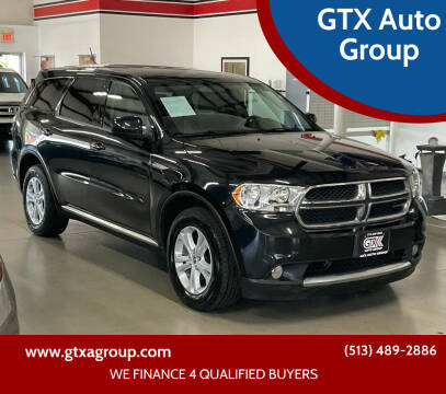2013 Dodge Durango for sale at UNCARRO in West Chester OH