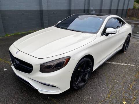 2015 Mercedes-Benz S-Class for sale at APX Auto Brokers in Lynnwood WA