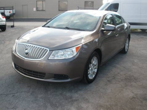 2011 Buick LaCrosse for sale at Priceline Automotive in Tampa FL