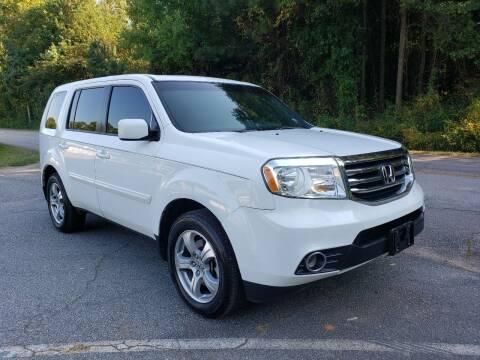 2012 Honda Pilot for sale at GEORGIA AUTO DEALER, LLC in Buford GA