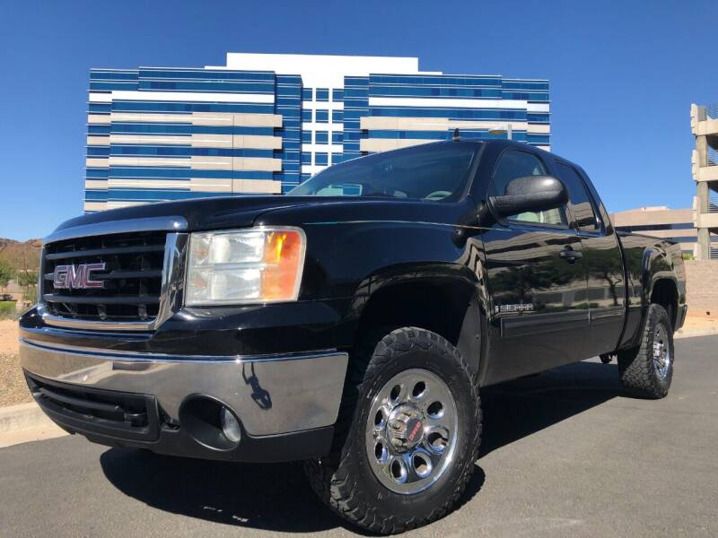 2007 GMC Sierra 1500 for sale at Day & Night Truck Sales in Tempe AZ