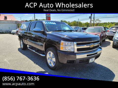 2011 Chevrolet Silverado 1500 for sale at ACP Auto Wholesalers in Berlin NJ