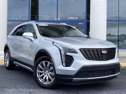 2020 Cadillac XT4 for sale at Capital Cadillac of Atlanta in Smyrna GA