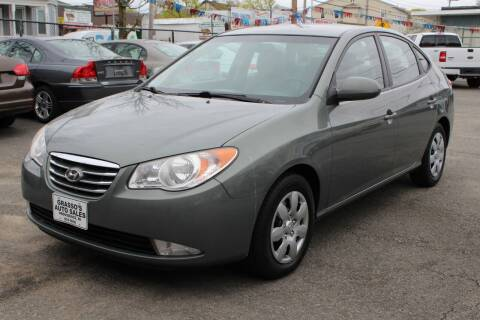 2010 Hyundai Elantra for sale at Grasso's Auto Sales in Providence RI
