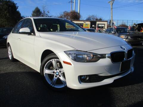 2014 BMW 3 Series for sale at Unlimited Auto Sales Inc. in Mount Sinai NY
