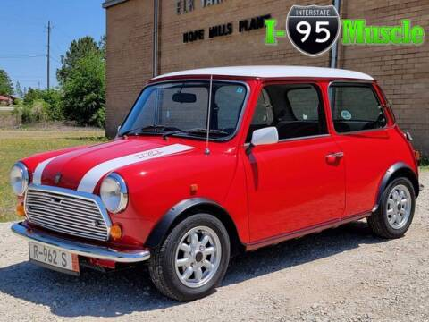 1992 MINI Cooper for sale at I-95 Muscle in Hope Mills NC