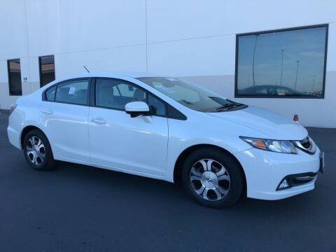 2015 Honda Civic for sale at EKE Motorsports Inc. in El Cerrito CA